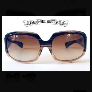 "Chrome hearts ""max"" sunglasses"